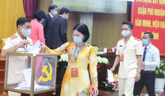 Đồng chí Phạm Hồng Sơn tái đắc cử Bí thư Quận ủy quận Phú Nhuận ảnh 1