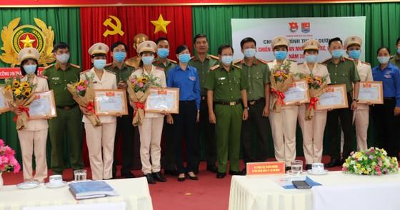 Tuyên dương 53 chiến sĩ công an nhân dân trẻ ảnh 3