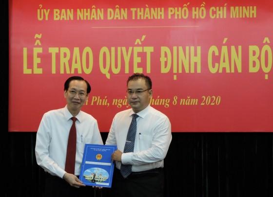 Quận Tân Phú có tân Chủ tịch UBND  ảnh 3