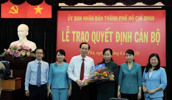 Quận Tân Phú có tân Chủ tịch UBND  ảnh 1