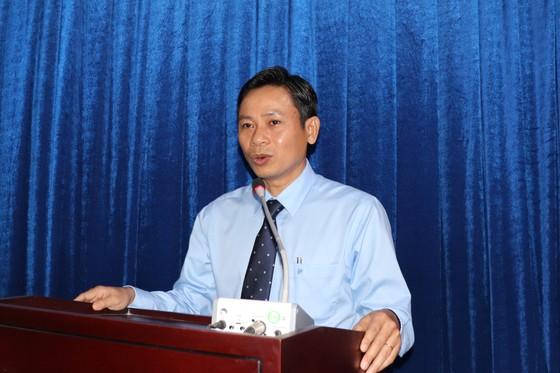 Đồng chí Lê Văn Chiến làm Phó Bí thư Quận ủy quận 4 ảnh 1