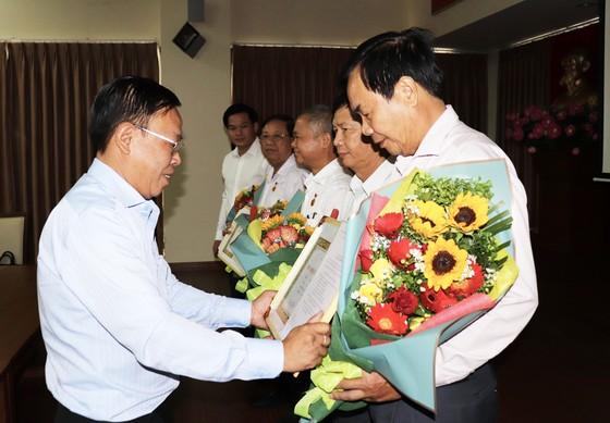 Đồng chí Hoàng Hải làm Bí thư Đảng ủy Khối cơ sở Bộ Xây dựng  ảnh 1