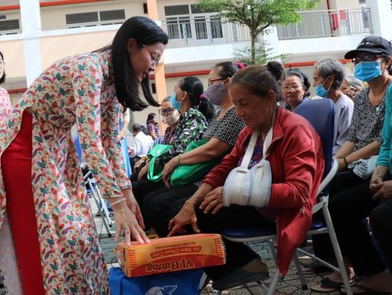 Nhiều hoạt động ý nghĩa tại ngày hội 'Phụ nữ vì cộng đồng' ảnh 2