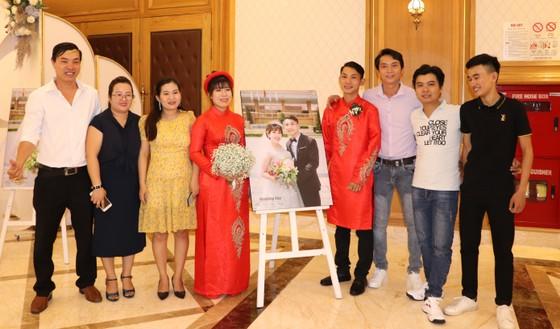 Lễ cưới tập thể của công nhân khó khăn ảnh 4