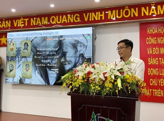 Website lưu giữ hơn 2.000 chân dung Mẹ Việt Nam Anh hùng ảnh 1