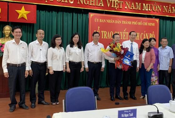 UBND quận Bình Thạnh có Tân Chủ tịch  ảnh 1