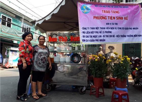 Quận Phú Nhuận không còn hộ nghèo ảnh 1