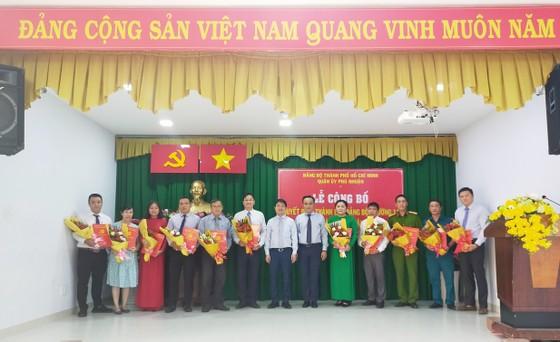 Công bố Đảng bộ, Ban chấp hành, Bí thư, các Phó Bí thư phường 11 và 13, quận Phú Nhuận ảnh 1