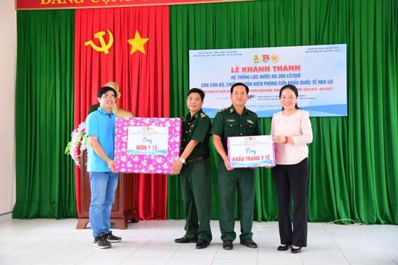 Đồng hành cùng chiến sĩ biên phòng tỉnh Bình Phước ảnh 1