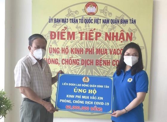 Rau củ, trái cây của bà con tỉnh Lâm Đồng đến khu cách ly tại TPHCM ảnh 4