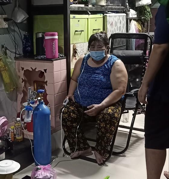 'ATM Oxy' tiếp oxy đến người cách ly tại nhà ảnh 1