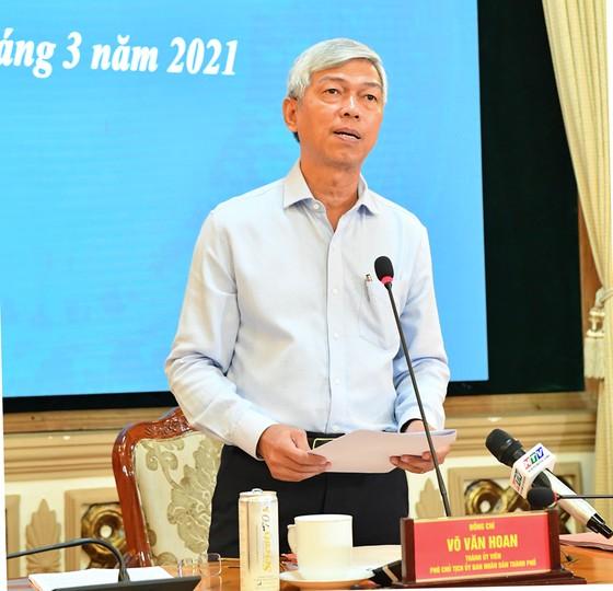 Phó Chủ tịch UBND TPHCM Võ Văn Hoan: Mỗi ngày, TPHCM thu ngân sách đạt 2.900 tỷ đồng ảnh 3
