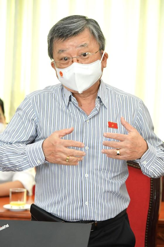 ĐBQH Trần Hoàng Ngân: 'TPHCM nộp ngân sách 330.000 tỷ, xin hỗ trợ 28.000 tỷ nhưng mới được cho 2.000 tỷ đồng' ảnh 2