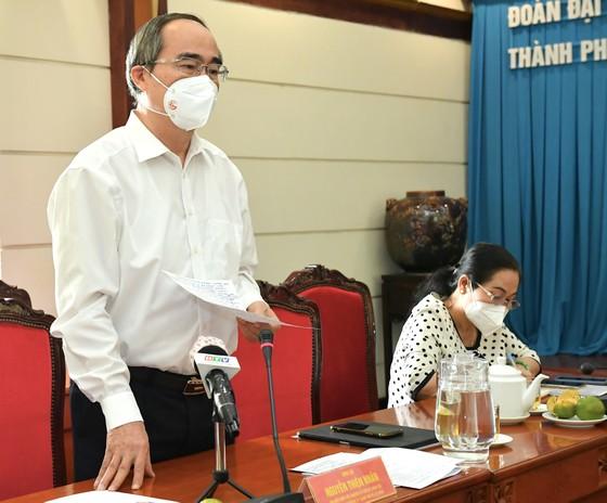 ĐBQH Trần Hoàng Ngân: 'TPHCM nộp ngân sách 330.000 tỷ, xin hỗ trợ 28.000 tỷ nhưng mới được cho 2.000 tỷ đồng' ảnh 4