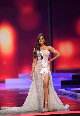 Người đẹp Mexico đăng quang Hoa hậu Hoàn vũ 2020 ảnh 15