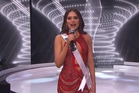 Người đẹp Mexico đăng quang Hoa hậu Hoàn vũ 2020 ảnh 3
