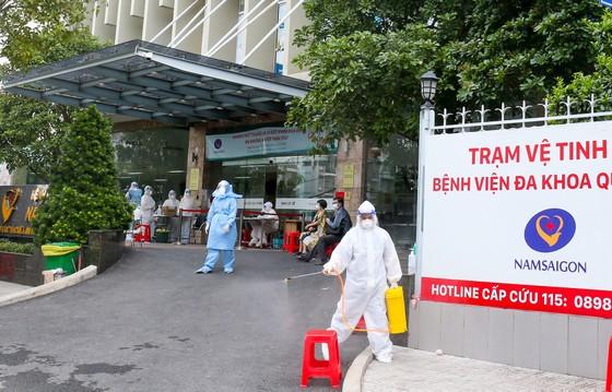 Bệnh viện tư nhân chia lửa chống dịch ảnh 1