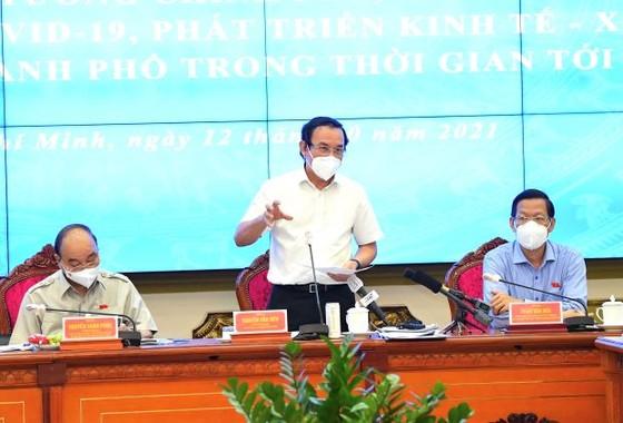 Bí thư Thành ủy TPHCM Nguyễn Văn Nên: TPHCM chuẩn bị nhiều chiến lược trong giai đoạn tới ảnh 2