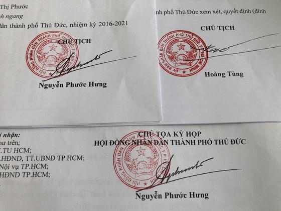 Đồng chí Nguyễn Văn Hiếu làm Bí thư Thành ủy TP Thủ Đức, đồng chí Hoàng Tùng làm Chủ tịch UBND TP Thủ Đức ảnh 13