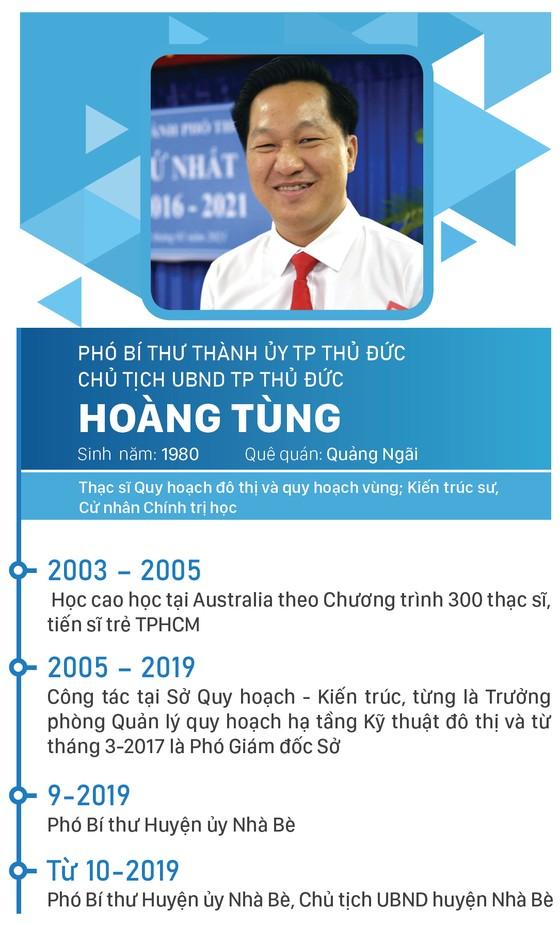 Đồng chí Nguyễn Văn Hiếu làm Bí thư Thành ủy TP Thủ Đức, đồng chí Hoàng Tùng làm Chủ tịch UBND TP Thủ Đức ảnh 6