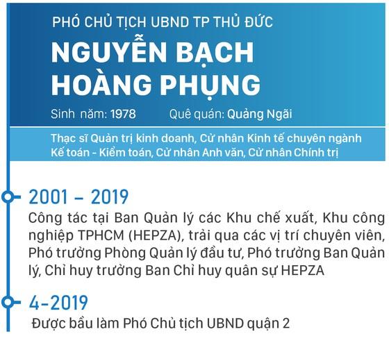 Đồng chí Nguyễn Văn Hiếu làm Bí thư Thành ủy TP Thủ Đức, đồng chí Hoàng Tùng làm Chủ tịch UBND TP Thủ Đức ảnh 10