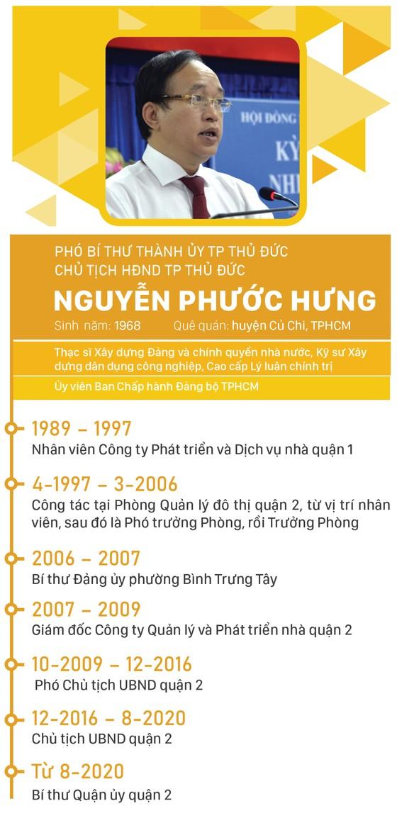 Đồng chí Nguyễn Văn Hiếu làm Bí thư Thành ủy TP Thủ Đức, đồng chí Hoàng Tùng làm Chủ tịch UBND TP Thủ Đức ảnh 5