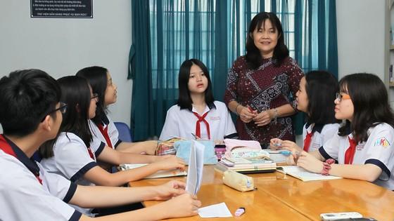 Đổi mới Chương trình GDPT bậc THCS: Khó cho giáo viên? ảnh 1