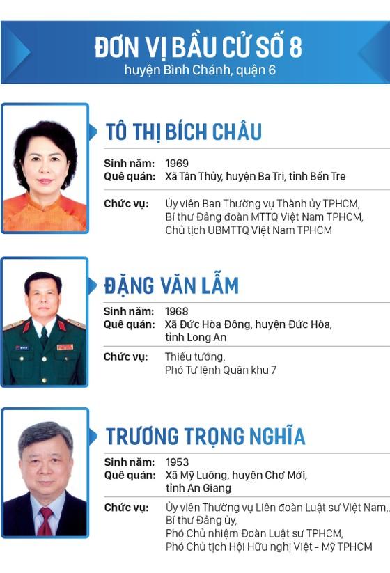 Công bố danh sách 499 người trúng cử đại biểu Quốc hội khóa XV ảnh 11