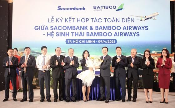 Sacombank và Bamboo Airways hợp tác toàn diện ảnh 2