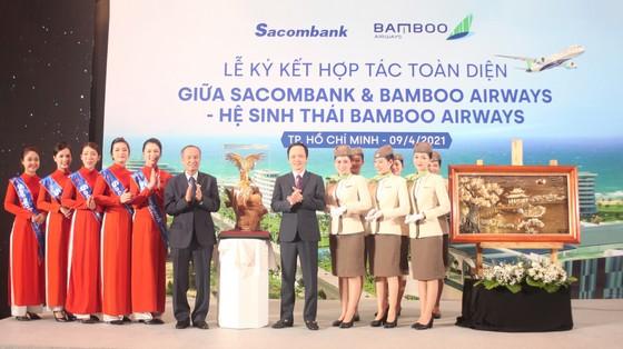 Sacombank và Bamboo Airways hợp tác toàn diện ảnh 5