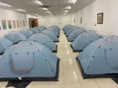 Doanh nghiệp tại TPHCM đang rất thiếu chỗ ở bố trí cho người lao động vừa sản xuất vừa cách ly tại chỗ theo quy định phòng chống dịch.