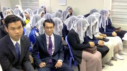 """Một nhóm của tổ chức tự xưng """"Hội thánh Đức Chúa Trời"""" đang tổ chức truyền đạo trái pháp luật"""
