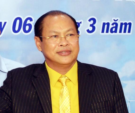 Ông Tô Hoài Dân, Tổng Giám đốc Công ty Công Lý