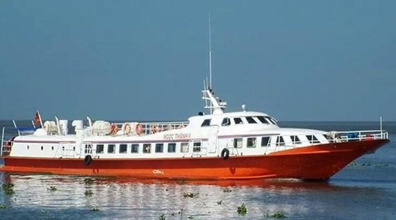 Mở tuyến tàu cao tốc kết nối Cà Mau với Nam Du và Phú Quốc để phát triển du lịch
