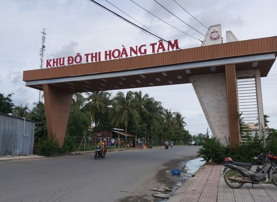 Khu đô thị Hoàng Tâm