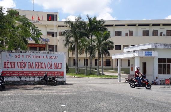 Thanh tra tỉnh Cà Mau tiếp tục thanh tra một số vấn đề có dấu hiệu sai phạm tại Bệnh viện Đa khoa Cà Mau