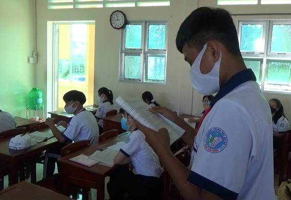 Do ảnh hưởng bởi dịch bệnh Covid-19, trên 850 học sinh chưa trở về được tỉnh Cà Mau