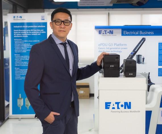 Ông Gary Ang, Giám đốc Quốc gia của Eaton Việt Nam
