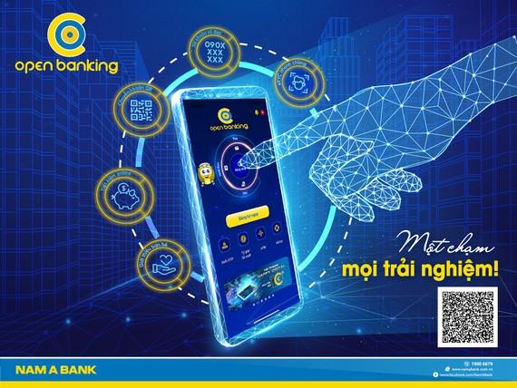 Nam A Bank: Open Banking phiên bản 2.0 với nhiều tính năng ưu việt