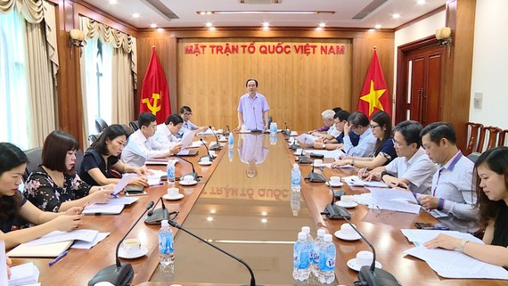 Hội thảo về phòng chống tham nhũng
