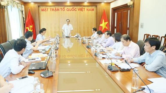 Ông Trần Thanh Mẫn khẳng định sẽ ưu tiên hỗ trợ xây dựng khoảng 1.000 nhà Đại đoàn kết cho các hộ nghèo
