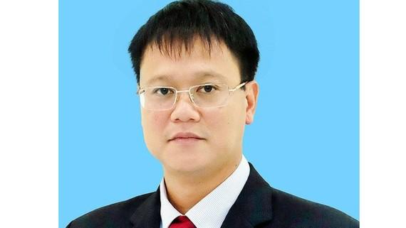 Thứ trưởng Lê Hải An