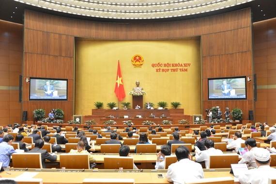 Phiên họp Quốc hội ngày 12-11