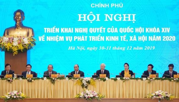 Nghị quyết Chính phủ được ban hành sau hội nghị Chính phủ với các địa phương