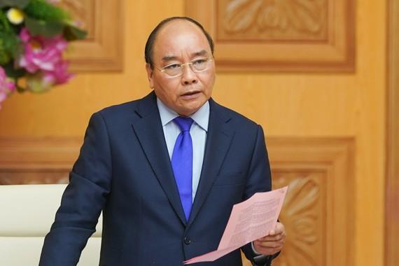 Thủ tướng chỉ thị tiếp tục tăng cường các biện pháp phòng, chống dịch Corona. Ảnh: VGP