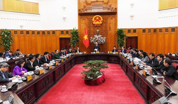 Thủ tướng chủ trì cuộc họp chiều 17-2