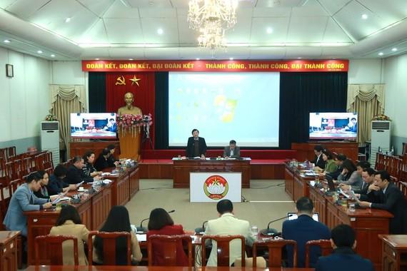 Hội nghị mặt trận ngày 20-2