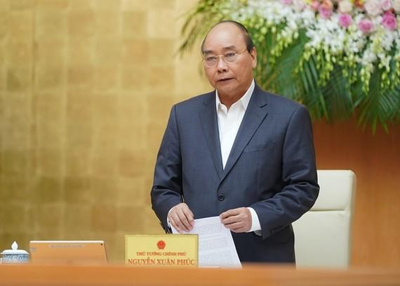 Thủ tướng Nguyễn Xuân Phúc công bố dịch Covid-19 toàn quốc