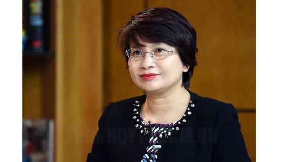 Bà Nguyễn Thu Thủy, Vụ trưởng Vụ Giáo dục đại học