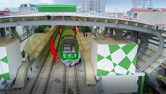 Đường sắt đô thị Cát Linh - Hà Đông